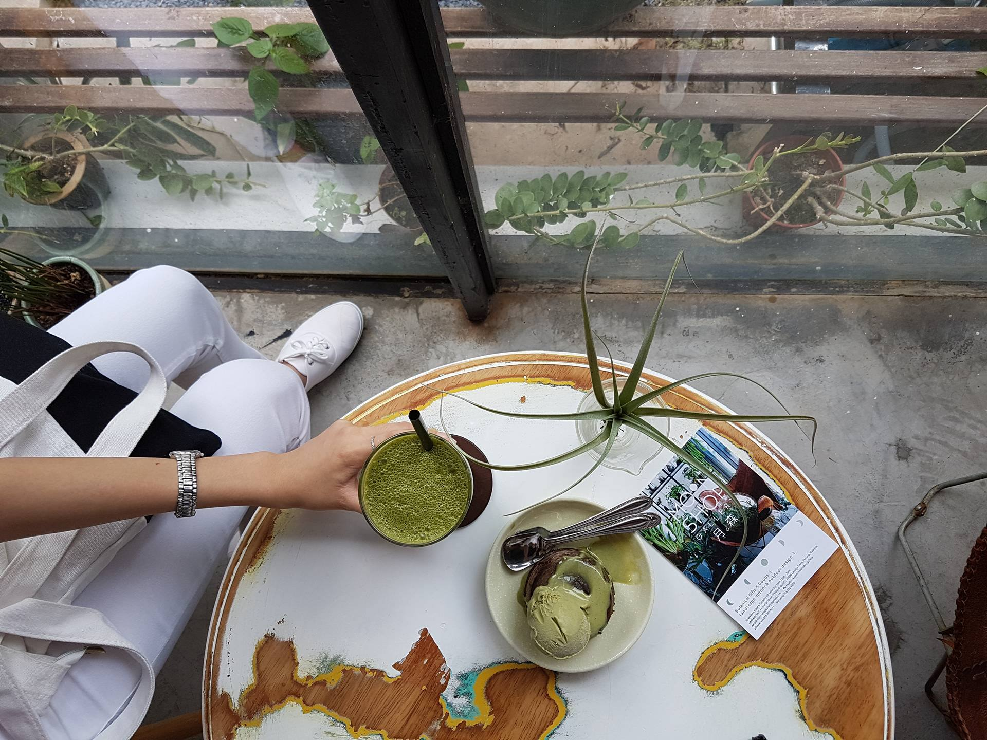 Lunabar Coffee Moonshop For Matcha Lover Penang Foodie
