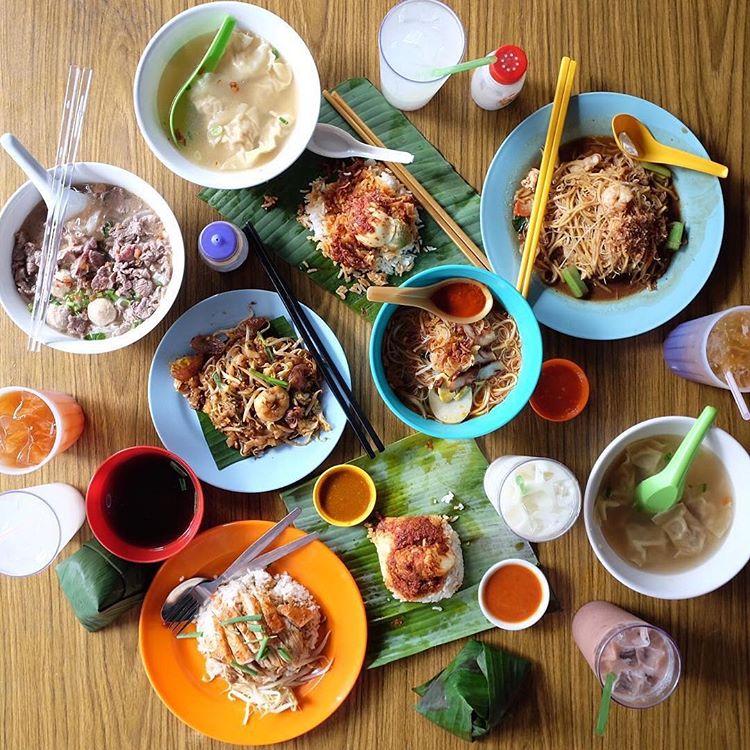Best Food In Penang 24 Hours Guide By Local Penangite Penang Foodie