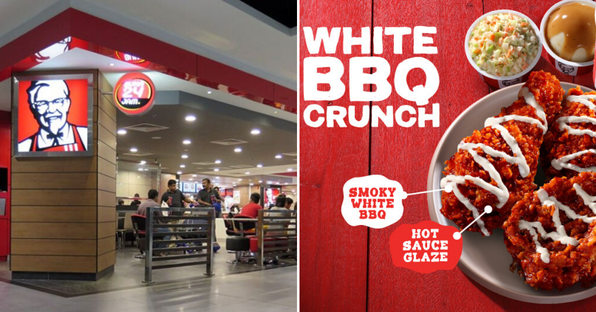 Kfc Malaysia Goes Off The Beaten Path By Introducing All New