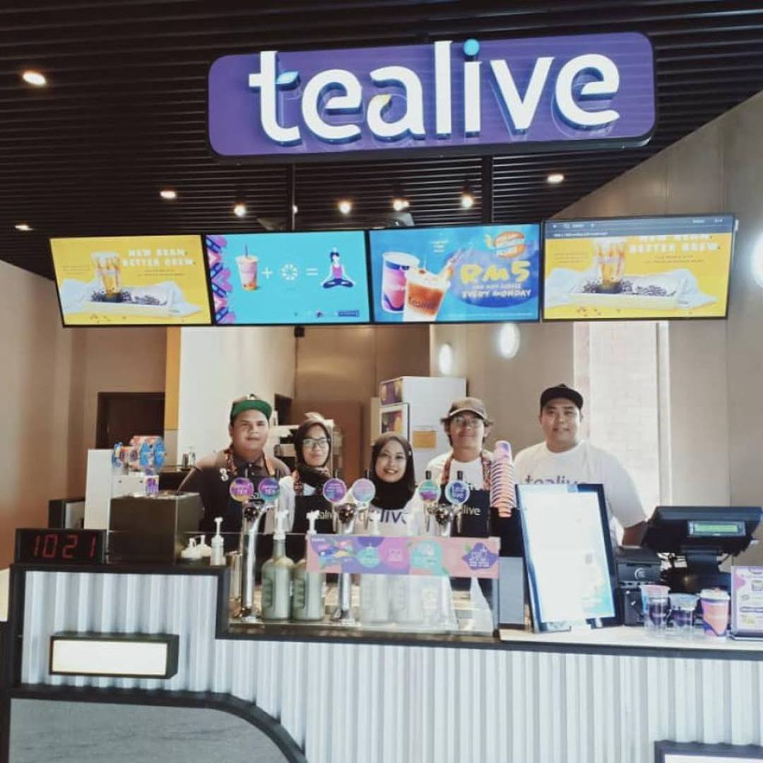 Tealive DIY Bubble Milk Tea Kit