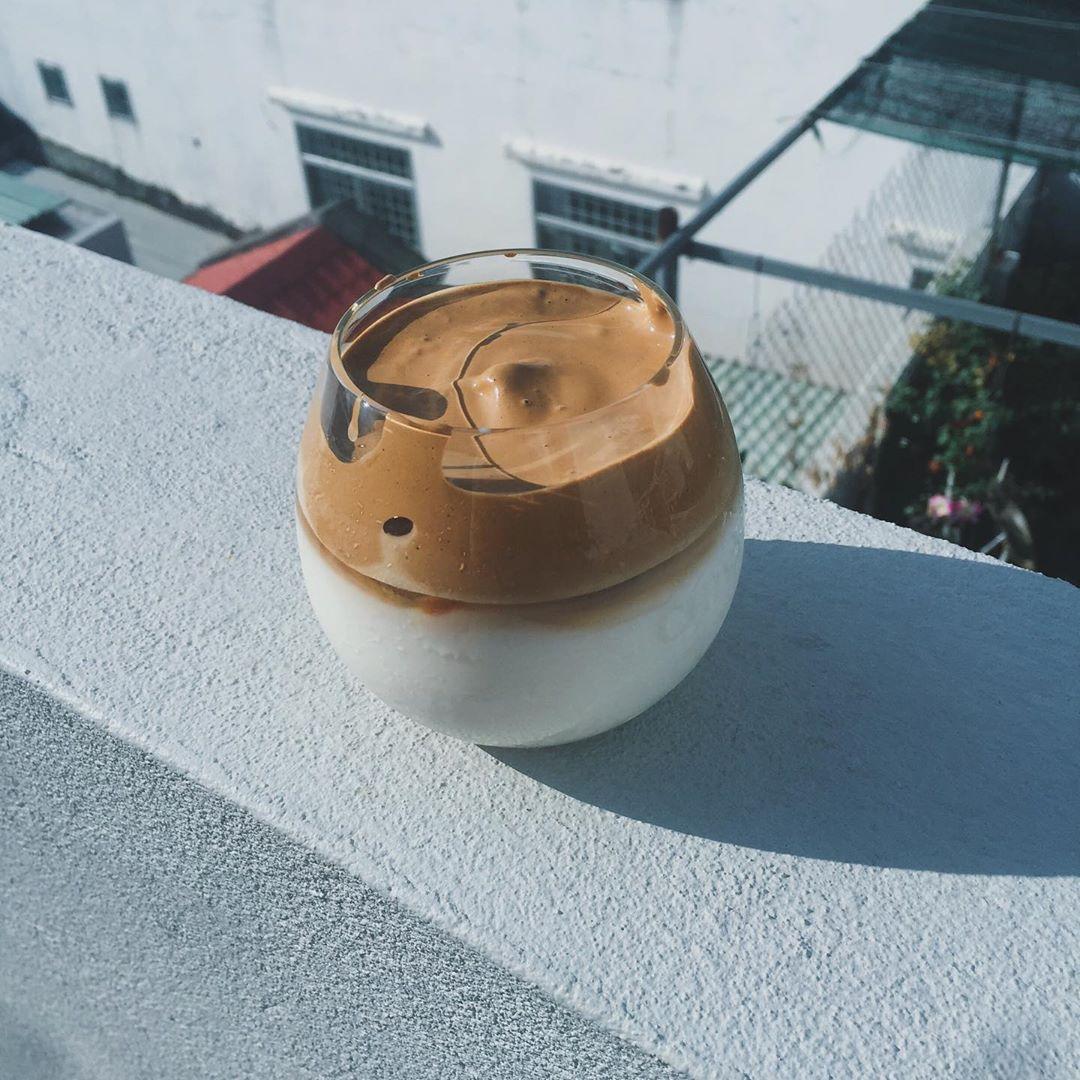 Dalgona Coffee with no mixer