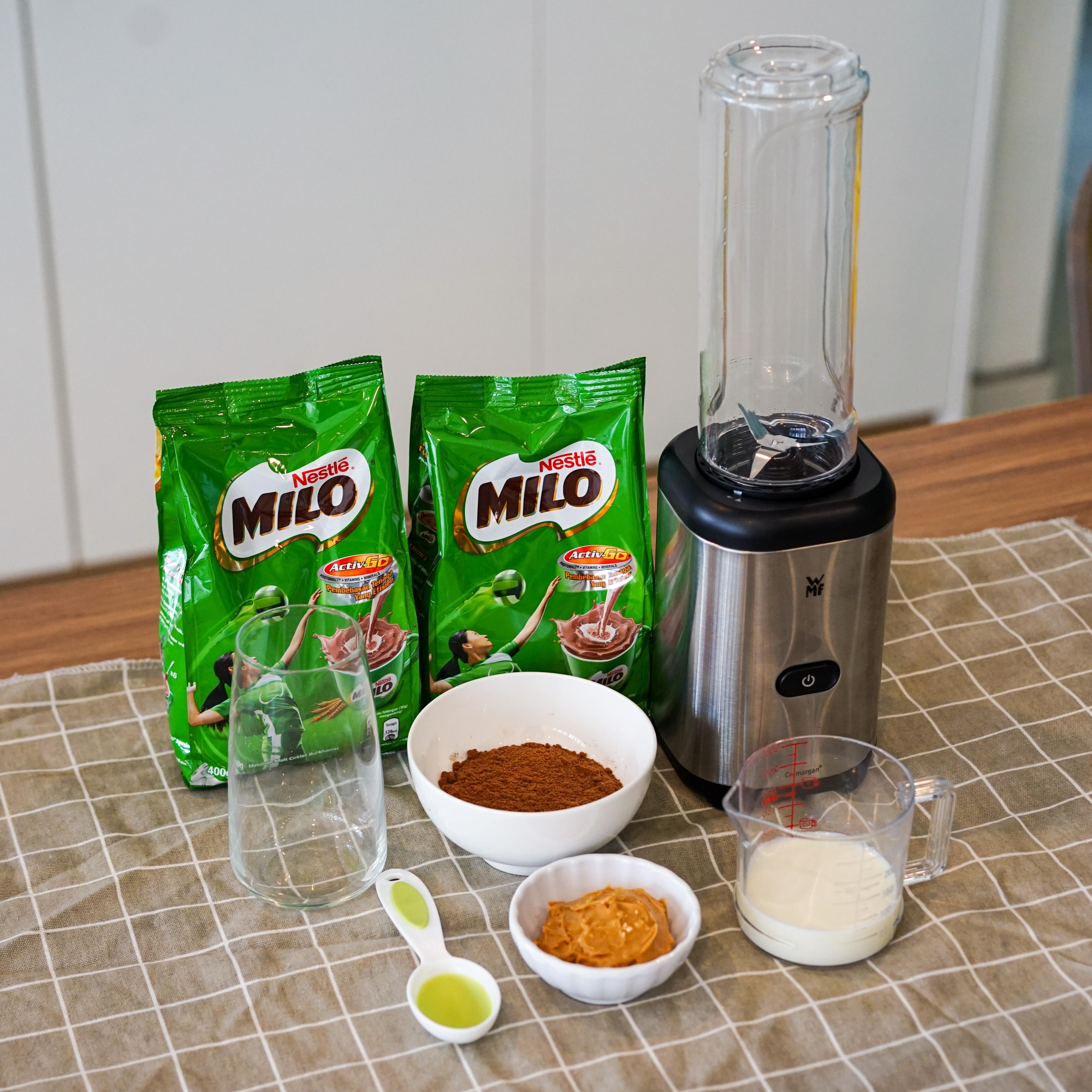 MILO Recipes
